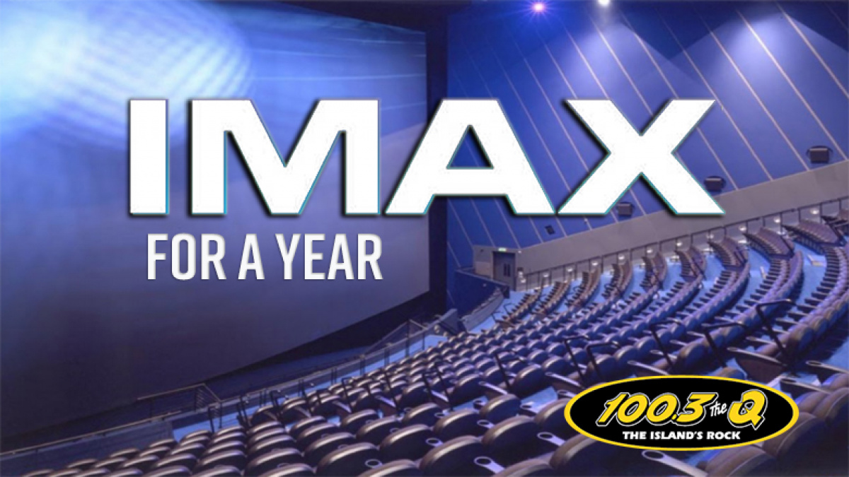IMAX for a Year